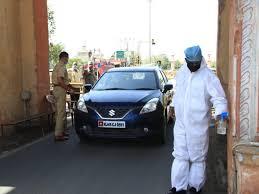 दिल्ली में कोरोना वायरस के 3834 नए मामले आए सामने