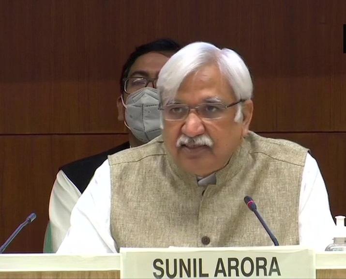 चुनाव आयोग की पीसी: बिहार में तीन चरण में होंगे चुनाव, 10 नवंबर को मतगणना