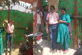 उत्तरप्रदेश/गाजियाबादः पार्षद और उनकी पत्नी ने की लोगों से बदसलूकी, वीडियो बनाने पर फोन तोड़ा