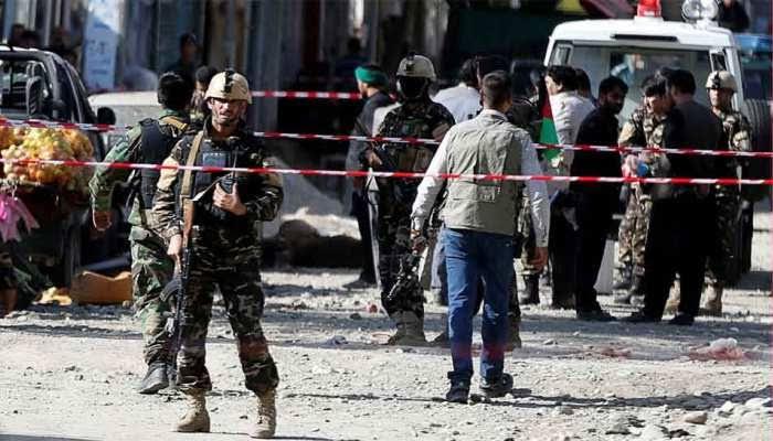 अफगानिस्तान: काबुल में आत्मघाती हमला, बच्चों सहित 10 लोगों की मौत