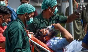 पाकिस्तान में कोरोना के बीते 24 घंटे में 3306 नए मामले