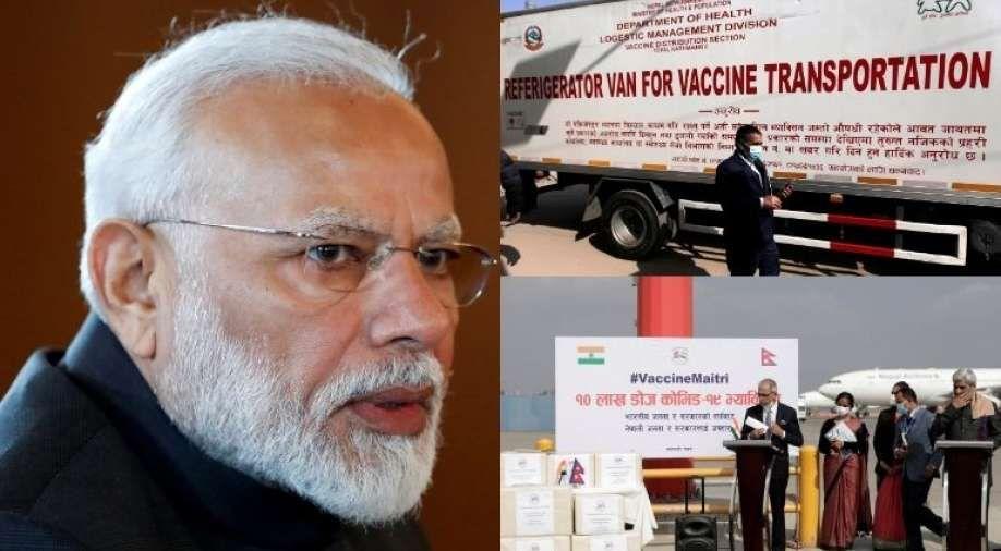 """बाइडेन सरकार ने वैक्सीन डिप्लोमेसी पर की मोदी की जमकर तारीफ, कहा-""""भारत सच्चा मित्र"""""""
