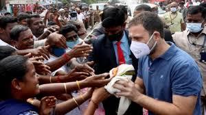 तमिलनाडु में बोले राहुल: किसान-बुनकर मजबूत होते तो चीन की भारत में घुसने की हिम्मत नहीं होती