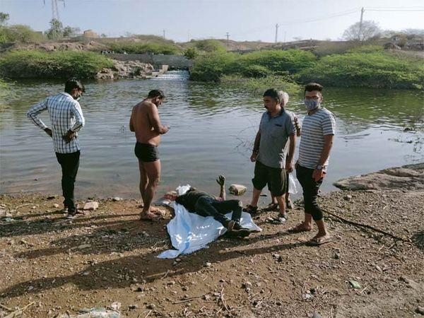 राजस्थान/जोधपुर: छोटे भाई ने जिस झील में कूदकर जान दी, उसी में मिला बड़े भाई का शव