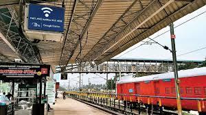 रेलवे के 6 हजार से अधिक स्टेशनों पर फ्री वाई-फाई सुविधा