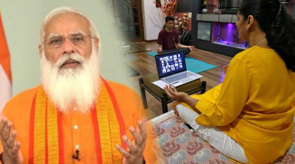 योगा दिवस पर पीएम मोदी का बड़ा एलान, लॉन्च किया mYoga App, जानें कैसे देगा आपका साथ