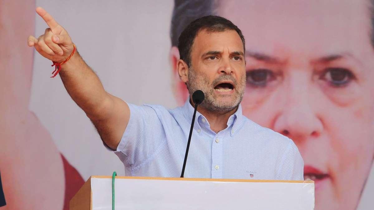 जब चरणजीत सिंह चन्नी को सीएम बनने के लिए किया था फोन,तो वह रोने लगे थे: राहुल गांधी